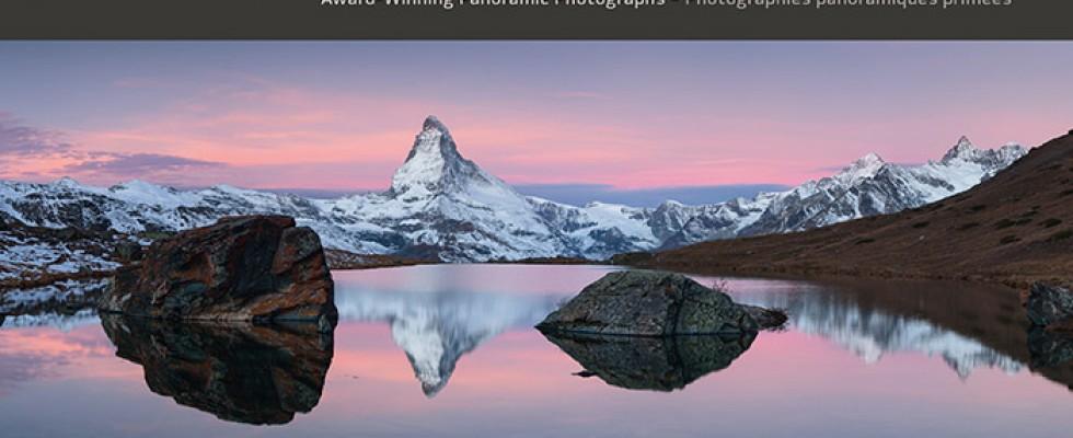 sur 3 photos envoyées au concours, 3 sont sélectionnées pour paraître dans l'édition 2013 du Panobook de Kolor