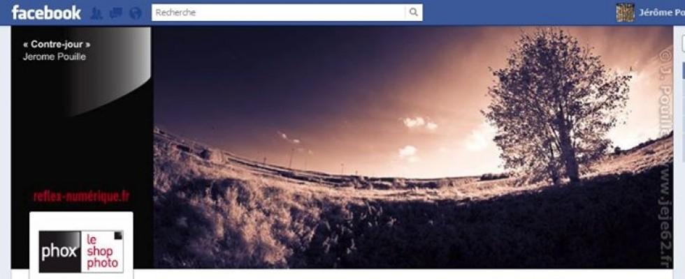 Sélectionné par Phox pour illustrer leur passage au mode «journal» de leur page Facebook en mars 2012
