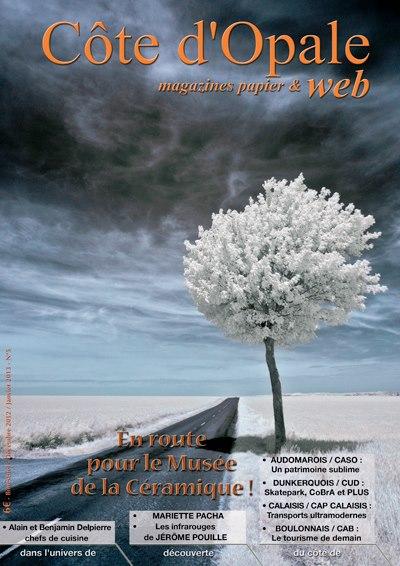 Côte d'Opale Magazine - Décembre 2012