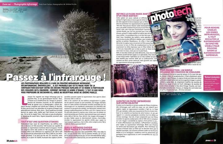 Magazine Phototech n°26 Juin/juillet 2013