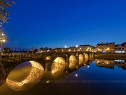 Angers, pont de Verdun