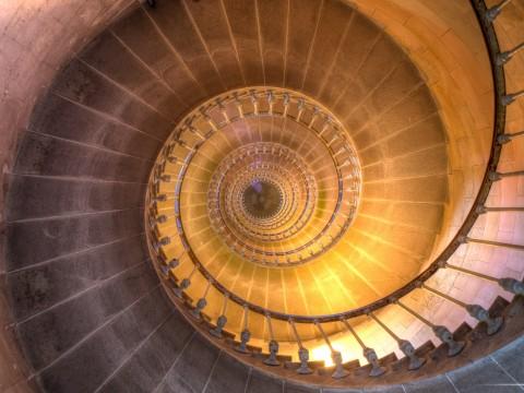 Escalier de l'île de Ré – HDR