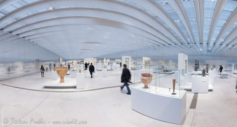 Inauguration du Louvre-Lens, lundi 3 decembre 2012