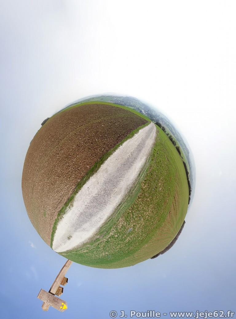 Petite planète du Mont de Coupe