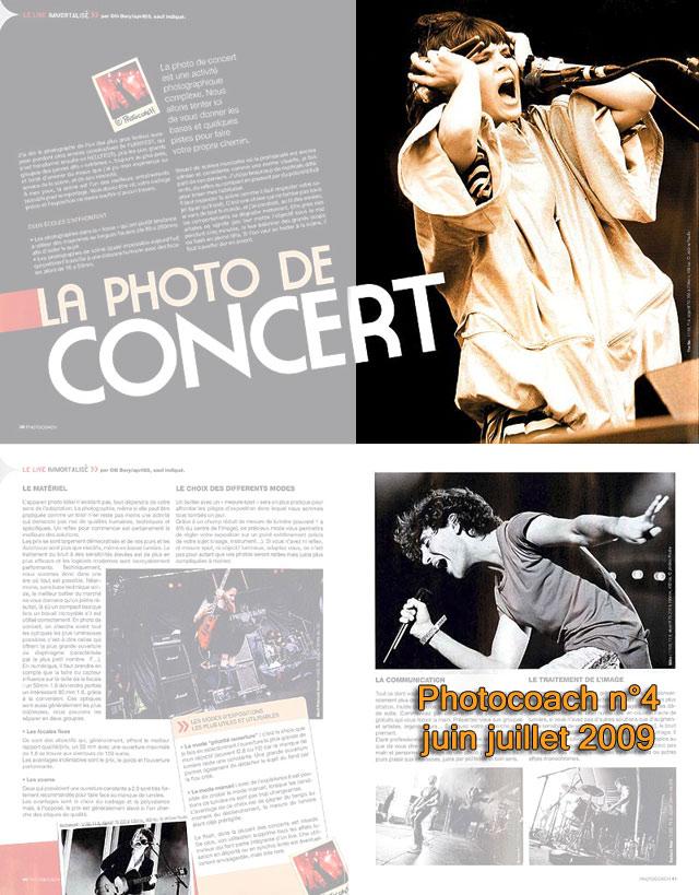 Photocoach n°4 - 2009
