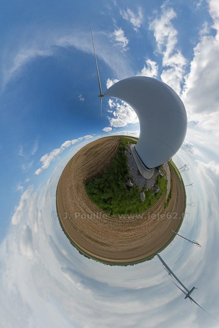 Petite planète éolienne