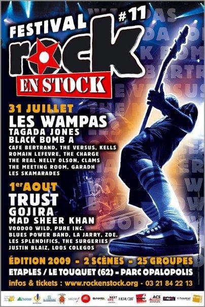 Rock En Stock 2009