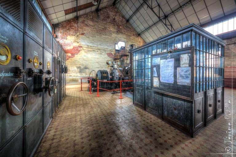 Site du 9-9Bis / Oignies, photo réalisée dans le cadre du concours 2013-42