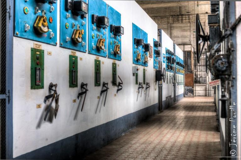 Site du 9-9Bis / Oignies, photo réalisée dans le cadre du concours 2013-24