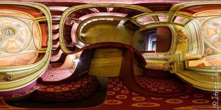 Petite planète du Théâtre à l'Italienne de Saint-Omer (62)