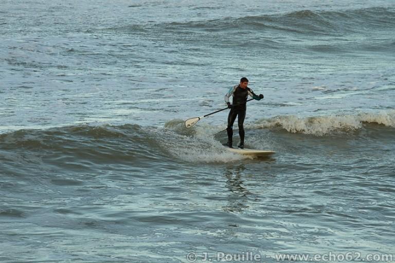 Tempête Joachim sur la côte d'Opale en décembre 2011-21