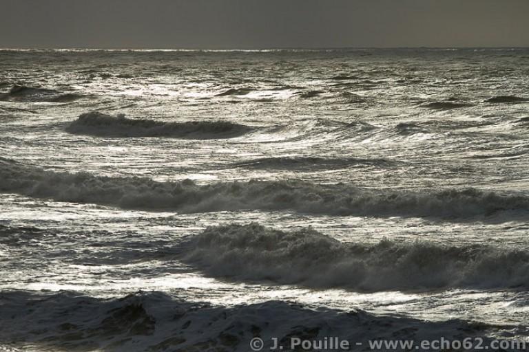 Tempête Joachim sur la côte d'Opale en décembre 2011-22
