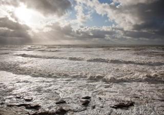 Tempête Joachim sur la côte d'Opale en décembre 2011-23