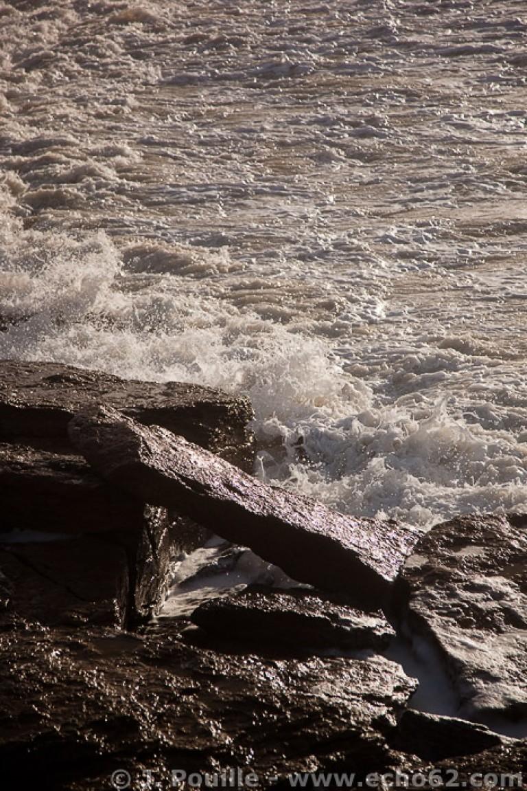 Tempête Joachim sur la côte d'Opale en décembre 2011-33