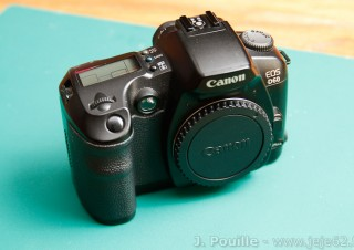 Conversion d'un EOS D60 pour photo infrarouge-1