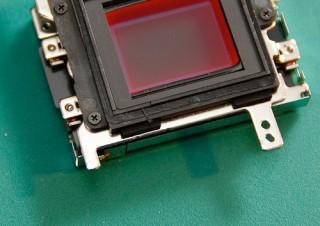 Conversion d'un EOS D60 pour photo infrarouge-6