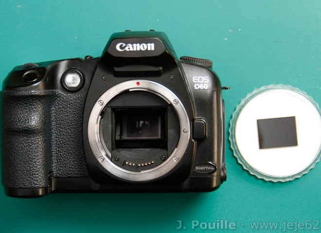 Conversion d'un EOS D60 pour photo infrarouge-10