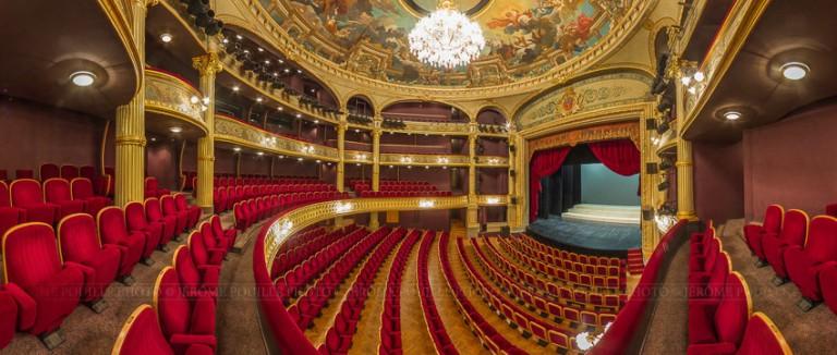 Panoramique Théâtre d'Angers