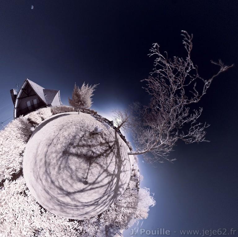 Infra-LittlePlanet (V2)
