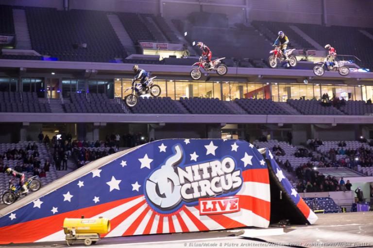 Nitro Circus, 10 décembre 2013