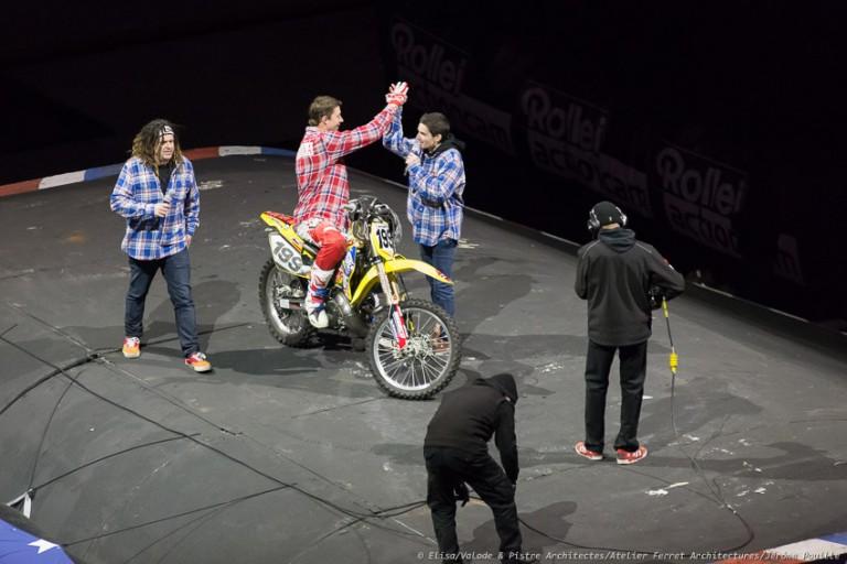Nitro Circus, Travis Pastrana, 10 décembre 2013