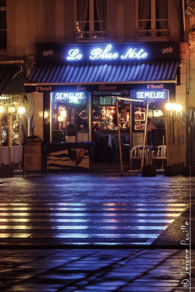 Saint-Omer By Night, Argentique – 1995
