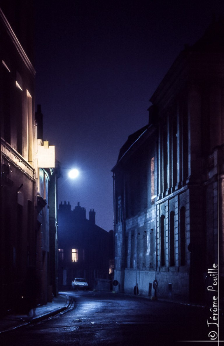 Saint-Omer By Night, Argentique – 1995