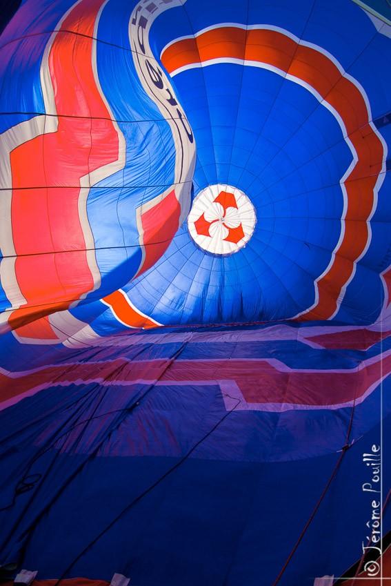 Vol en Montgolfière au dessus de l'Arrageois