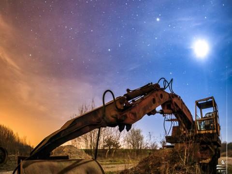 Bâtir des étoiles avec des cailloux 2…