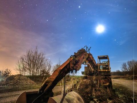 Bâtir des étoiles avec des cailloux 5…