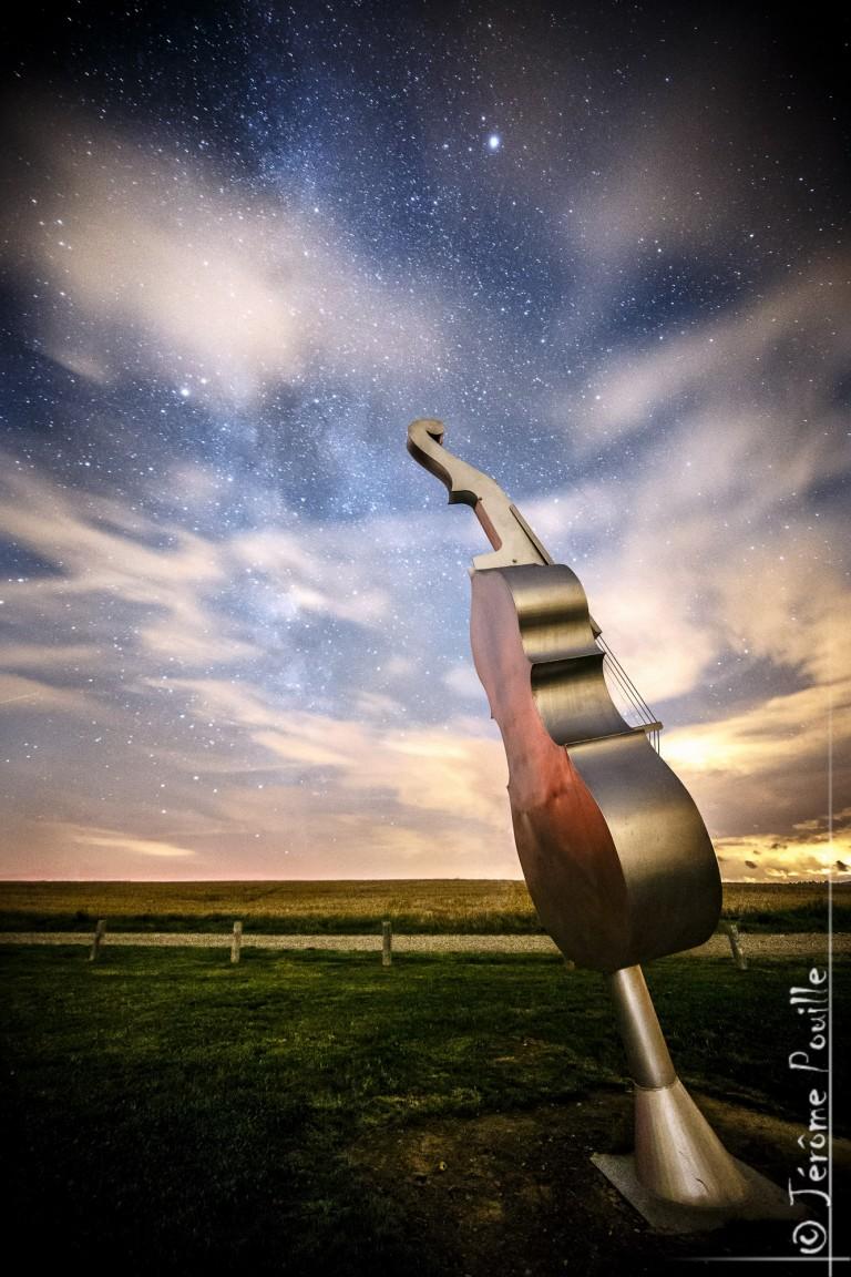 Le violoncelle qui voulait être une étoile