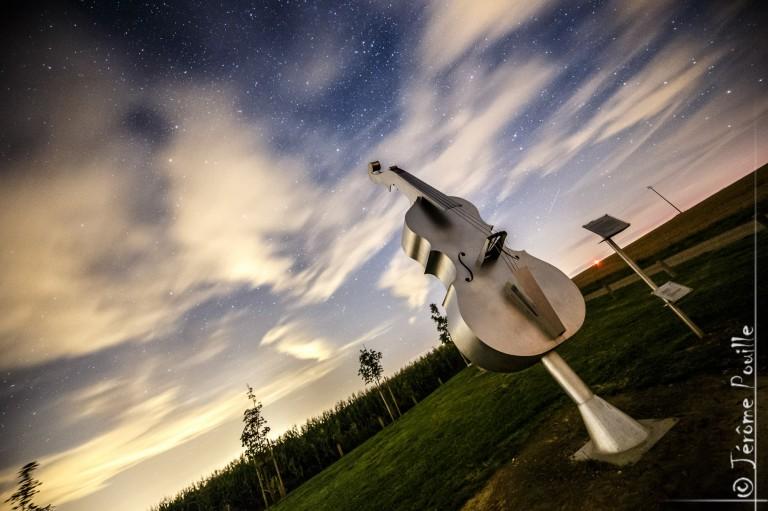 Le violoncelle qui voulait être un étoile – 4