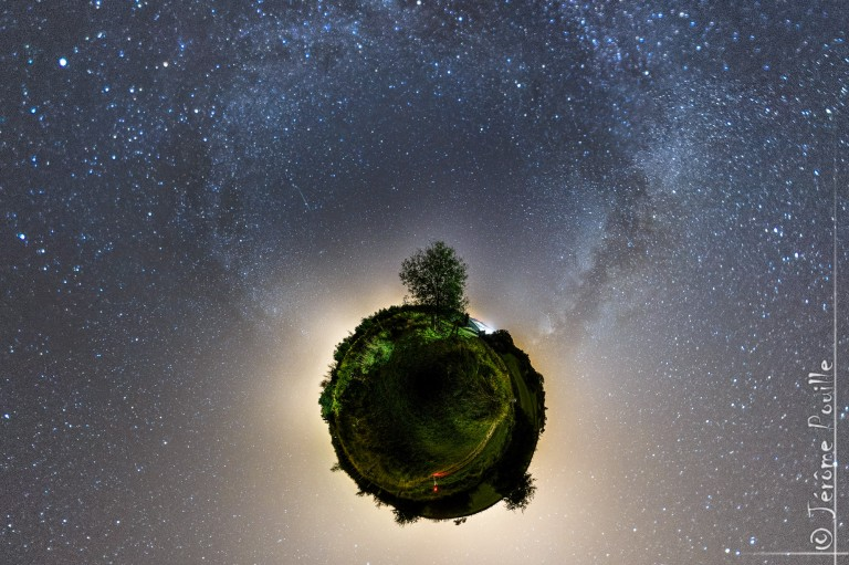 La petite planète verte