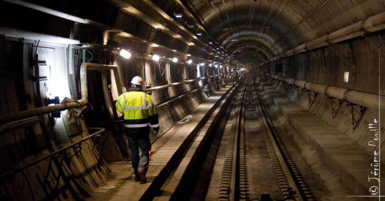 Tunnel sous la manche,