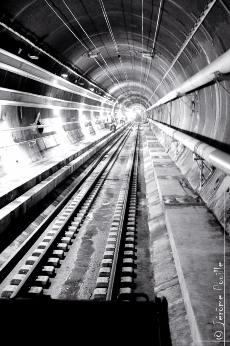 Tunnel sous la manche – 2009-8