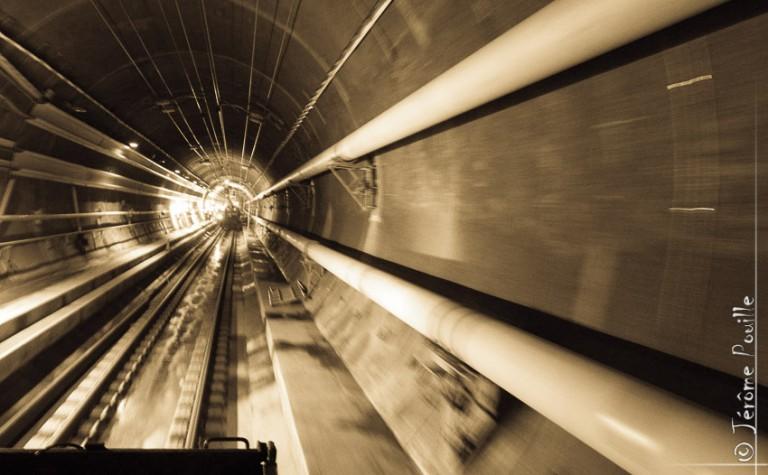 Tunnel sous la manche – 2009-1