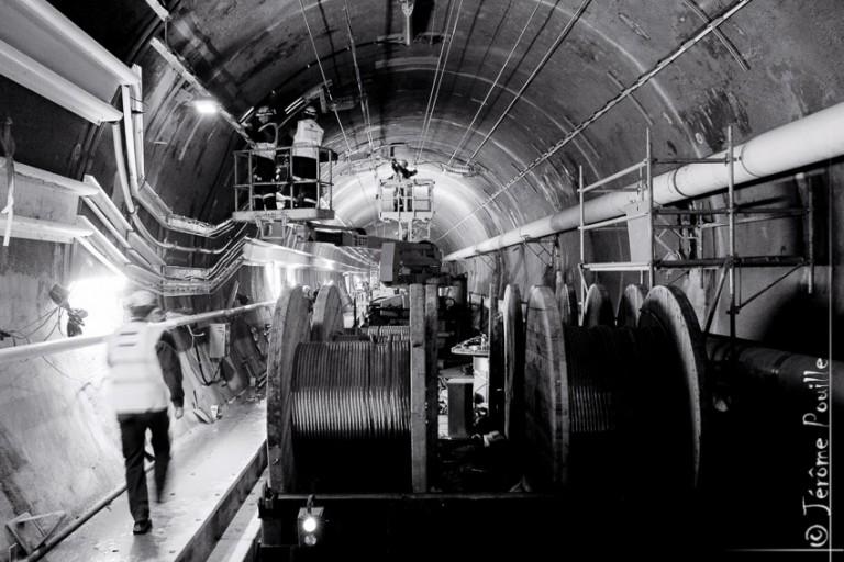 Tunnel sous la manche – 2009-2