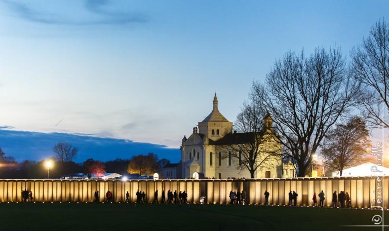 Inauguration mémorial international de Notre-Dame de Lorette 11