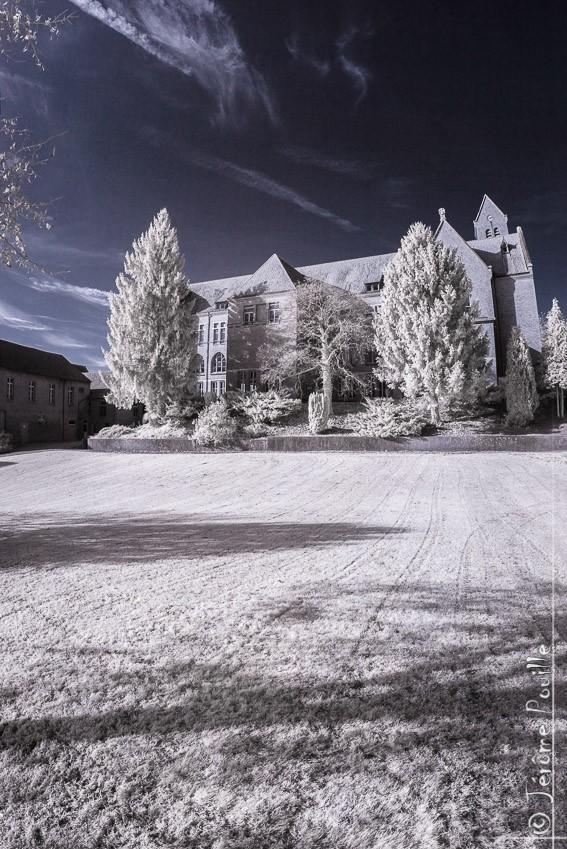 Abbaye de Belval - INFRARED
