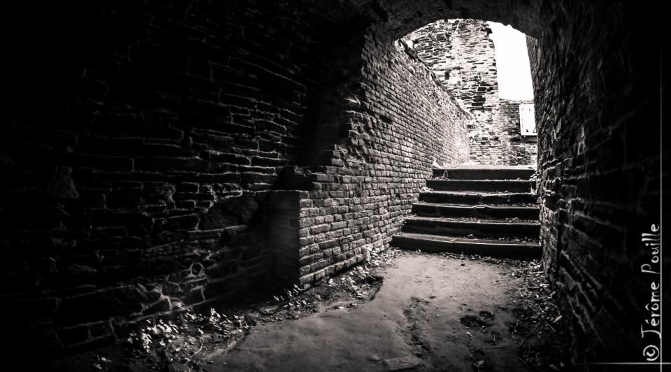 Abbaye de Villers (Belgique) - INFRARED