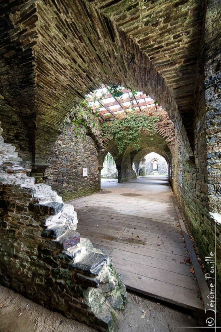 Abbaye de Villers (Belgique) – 2014