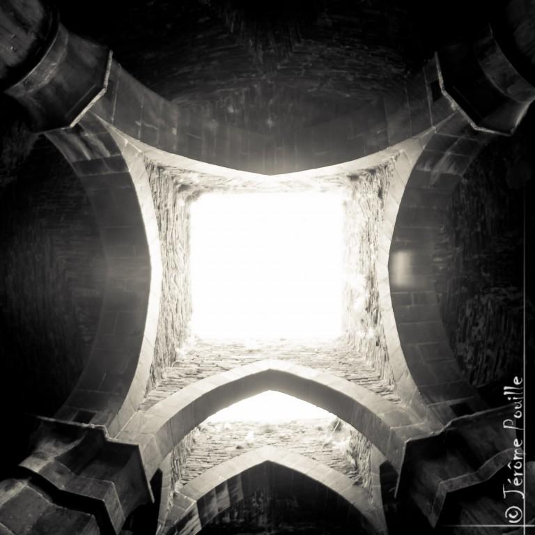 Abbaye de Villers (Belgique) – INFRARED