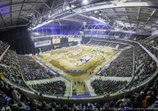 Supercross Paris-Bercy 2014 au Stade Pierre-Mauroy