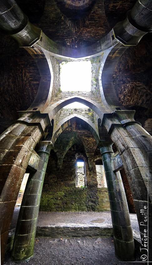 Abbaye de Villers (Belgique) - 2014