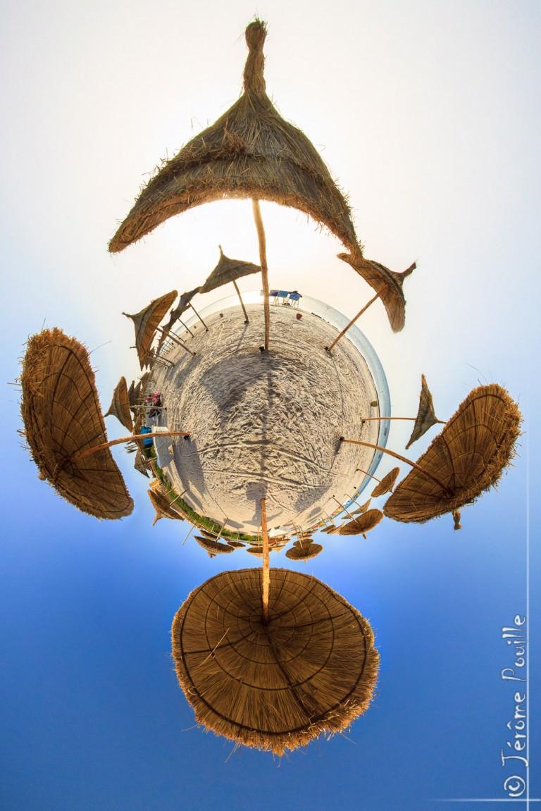 Planète parasol