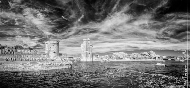 Port de La-Rochelle INFRARED