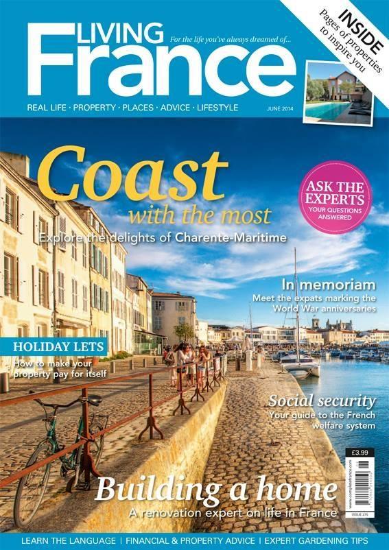 Living France juin 2014