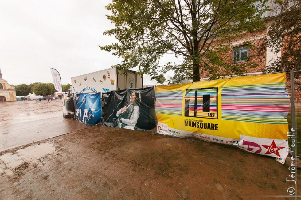 Mainsquare Festival : une expo géante !