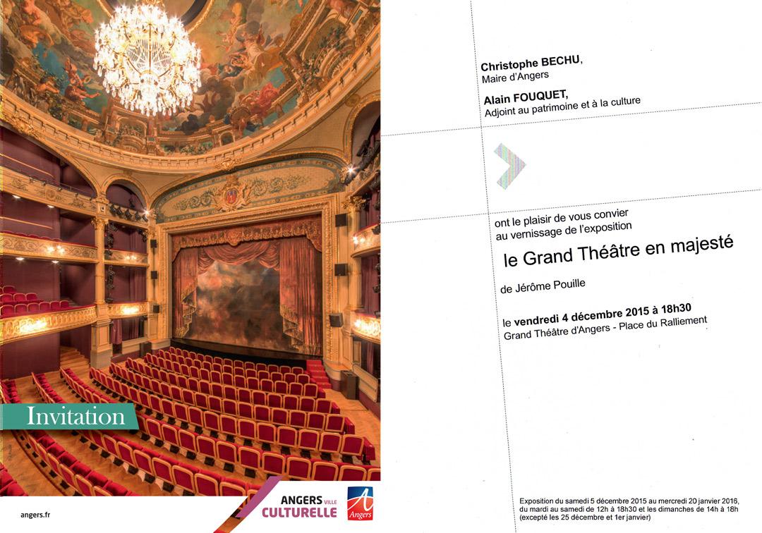 Expo - Le Grand Théâtre en majesté