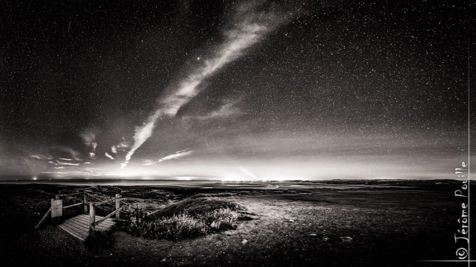 Nightscape @ la Pointe aux Oies